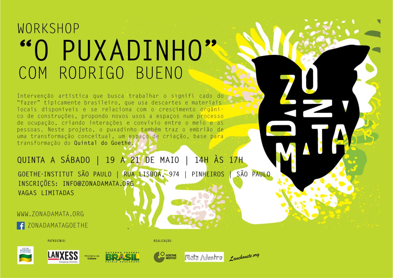 Convite Puxadinho